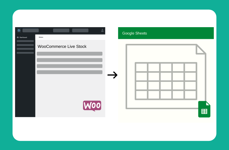WooCommerce Live Stock